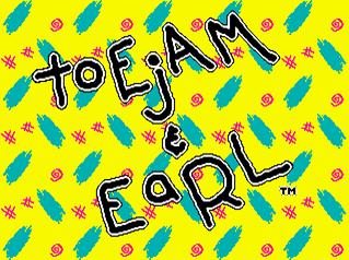 Toejam and Earl Mapping